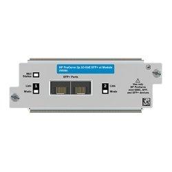 Hewlett Packard (HP) - JC091A - HP SFP+ Module - 4 x SFP+ 1 - 4 x Expansion Slots