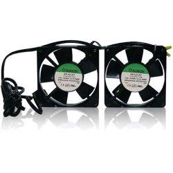 iStarUSA - WA-FANAC120 - iStarUSA WA-FANAC120 Cooling Fan - 2 x 120 mm