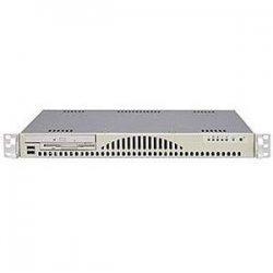 Supermicro - SYS-5013C-M - Supermicro SuperServer 5013C-M Barebone System - Intel E7210 - Pentium 4 (Extreme Edition), Pentium 4, Celeron - 4GB Memory Support - CD-Reader (CD-ROM) - Gigabit Ethernet, Gigabit Ethernet - 1U
