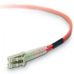 Belkin / Linksys - F2F202LL-04M - Belkin Fiber Optic Duplex Patch Cable - LC Male - LC Male - 13.12ft