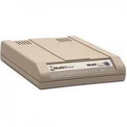 Multi-Tech - MT5656ZDX-CP - Multi-Tech MultiModemZDX Data/Fax Modem - Serial - 1 x DB-25 RS-232C/D Serial, 2 x RJ-11 Modem - 56 Kbps