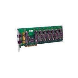 Multi-Tech - ISI5634UPCI/8 - Multi-Tech MultiModemISI 5634UPCI/8 Data/Fax Modem - PCI - 2 x RJ-45 Modem - 56 Kbps
