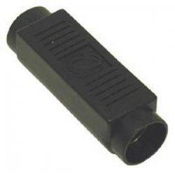 C2G (Cables To Go) - 02323 - C2G Value Series S-Video Coupler - 1 x Mini-DIN Female - 1 x Mini-DIN Female - White