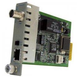 Omnitron - 8340-0 - Omnitron Systems iConverter 8340-0 Ethernet Media Converter - 1 x RJ-45 , 1 x BNC - 10Base-T, 10Base-2