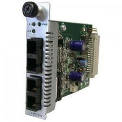 Transition Networks - CFMFF1415-200 - Transition Networks Point System ATM / OC-3 Transceiver - 1 x SC , 1 x SC - OC-3, OC-3