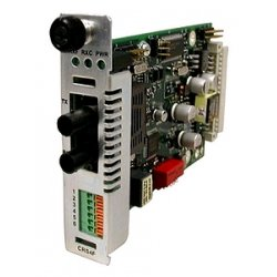 Transition Networks - CRS4F3213-100 - Transition Networks Point System RS422/485 Copper to Fiber Media Converter - 1 x , 1 x SC
