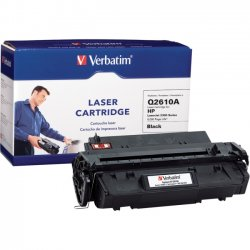 Verbatim / Smartdisk - 94953 - Verbatim Remanufactured Laser Toner Cartridge alternative for HP Q2610A - Black - Laser - 6000 Page - 1 / Pack