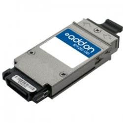 AddOn - 3CGBIC91-AO - AddOn HP 3CGBIC91 Compatible TAA Compliant 1000Base-SX GBIC Transceiver (MMF, 850nm, 550m, SC) - 100% compatible and guaranteed to work