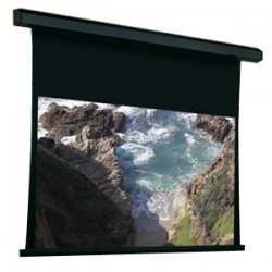 Draper - 101177 - Draper Premier 101177 Electric Projection Screen - 154 - Ceiling Mount, Wall Mount - 96 x 120 - M1300