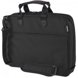 "Cocoon Innovations - CPS380BK - Cocoon CPS380BK Carrying Case (Portfolio) for 16"" Notebook - Black - Twill - 12"" Height x 3.1"" Width x 16.3"" Depth"