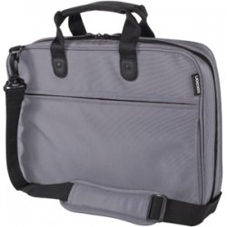 "Cocoon Innovations - CPS380GY - Cocoon CPS380GY Carrying Case (Portfolio) for 16"" Notebook - Gunmetal Gray - Twill - 12"" Height x 3.1"" Width x 16.3"" Depth"