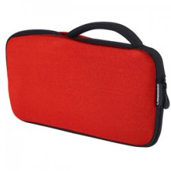 "Cocoon Innovations - CSG260RD - Cocoon CSG260RD Carrying Case for Portable Gaming Console - Racing Red - 5.5"" Height x 1"" Width x 10.6"" Depth"