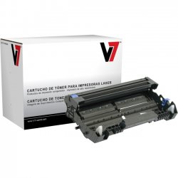 V7 - DBK2R520 - V7 Remanufactured Drum Unit for Brother DR520 - 25000 page yield - 25000