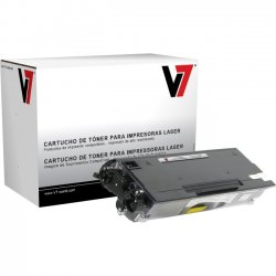 V7 - TBK2N620 - Black Toner Cartridge For Brother MFC-8480DN, MFC-8680DN, MFC-8880DN, MFC-889