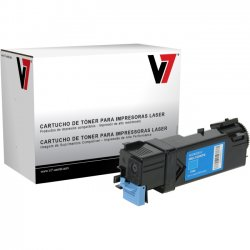 V7 - TDC21320 - V7 Cyan High Yield Toner Cartridge for Dell 1320c - Laser - High Yield - 2000 Pages