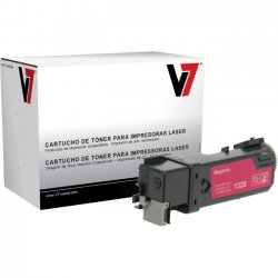 V7 - TDM21320 - V7 Magenta High Yield Toner Cartridge for Dell 1320c - Laser - High Yield - 2000 Page
