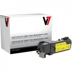 V7 - TDY21320 - V7 Yellow High Yield Toner Cartridge for Dell 1320c - Laser - High Yield - 2000 Page