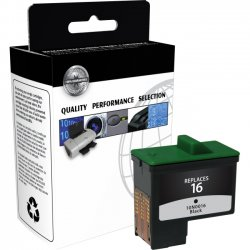 V7 - IDK2T0529 - Black Inkjet Cartridge, Black, Ink Cartridge, Black For Dell 720; A920 (Serie