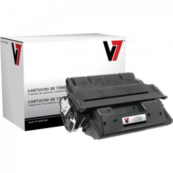 V7 - THK24127X - V7 Black Ultra High Yield Toner Cartridge for HP - Laser - Ultra High Yield - 15000 Pages