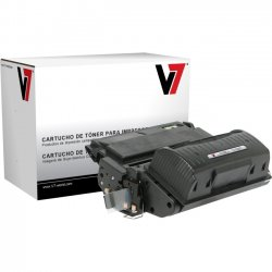 V7 - THK25942UX - V7 Black Ultra High Yield Toner Cartridge for HP - Laser - Ultra High Yield - 25000 Page