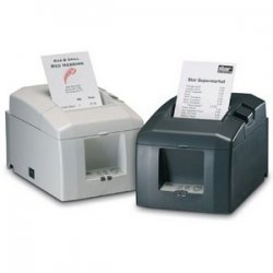 Star Micronics - 39448300 - Star Micronics TSP650 TSP654 POS Thermal Receipt Printer - Monochrome - Direct Thermal - 150 mm/s Mono - 203 dpi - Parallel