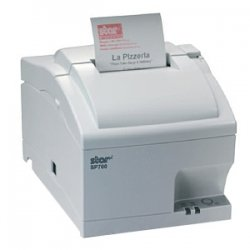 Star Micronics - 39330110 - Star Micronics SP700 SP712MC Receipt Printer - Monochrome - 4.7 lps Mono - Parallel