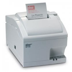 Star Micronics - 37999210 - Star Micronics SP700 SP712R Receipt Printer - 4.7 lps Mono - 203 dpi - Serial