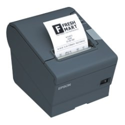 "Epson - C31CA85A8710 - Epson TM-T88V Direct Thermal Printer - Monochrome - Desktop - Receipt Print - 2.83"" Print Width - 11.81 in/s Mono - 4 KB - Wireless LAN - USB - 3.15"" Label Width"