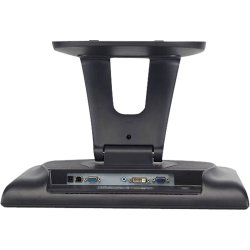 "ELO Digital Office - E335194 - Elo E335194 Monitor Stand - Up to 19"" Screen Support - Touchscreen Display Type Supported - Desktop - Dark Gray"