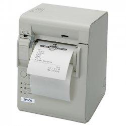 Epson - C31C412144 - Epson TM-L90 POS Thermal Label Printer - Monochrome - 150 mm/s Mono - 203 x 203 dpi - USB