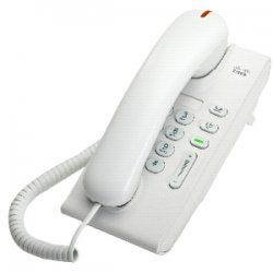Cisco - CP-6901-WL-K9= - Cisco CP-6901-WL-K9= Unified Slimline IP Handset - Arctic White