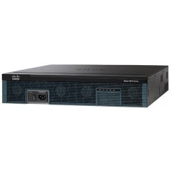 Cisco - C2911-SRE-700/K9 - Cisco 2911 Integrated Services Router - 3 Ports - Management Port - PoE Ports - 10 Slots - Gigabit Ethernet - 2U - Rack-mountable, Wall Mountable