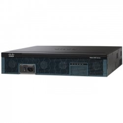 Cisco - C2951-VSEC-CUBE/K9 - Cisco 2951 Integrated Services Router - 3 Ports - Management Port - PoE Ports - 13 Slots - Gigabit Ethernet - 2U - Rack-mountable