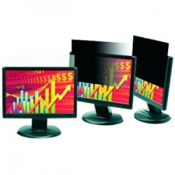 "3M - 98-0440-5435-5 - 3M Privacy Filter for Widescreen LCD Monitors (16:9) Black - For 24""Monitor"