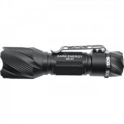 Sog Specialty Knives & Tools - DE-03 - SOG DarkEnergy 120A - Bulb - AA - Anodized Aluminum - Black