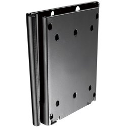 Atdec - TH-1026-VF - Telehook Ultra slim single display wall LCD/LED TV wall mount - TELEHOOK range ultra slim single display wall mount. Supports displays up to 66.1lbs with VESA hole pattern of 75x75mm or 100x100mm.
