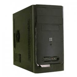 Apex Computer Technology - TX-373 - Apex TX-373 Chassis - Mid-tower - Black