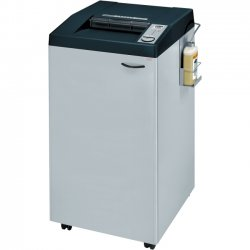 Fellowes - 3350301 - Fellowes Fortishred C-525C Cross-Cut Shredder TAA Compliant - Cross Cut - 34 Per Pass - 48gal Waste Capacity