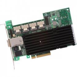 LSI Logic - LSI00210 - LSI Logic MegaRAID 9280-16i4e SAS RAID Controller - Serial ATA/600 - PCI Express 2.0 x8 - Plug-in Card - RAID Supported - 0, 1, 5, 6, 10, 50, 60, JBOD RAID Level - 5 Total SAS Port(s) - 4 SAS Port(s) Internal - 1 SAS Port(s)