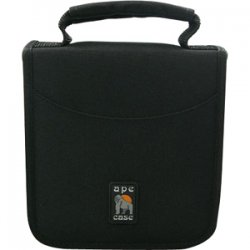Norazza - AC12466 - Ape Case AC12466 Optical Disk Case - Nylon32 CD/DVD