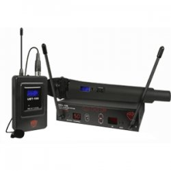 Nady System - UWS-100HT - Nady UWS-100 Channel 100 Wireless Microphone System - 500 ft Operating Range