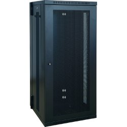 "Tripp Lite - SRW26US - Tripp Lite 26U Wall Mount Rack Enclosure Server Cabinet Hinged w/ Door & Sides - 19"" 26U Wall Mounted"