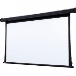 Draper - 101306L - Draper Premier Electric Projection Screen - 119 - 16:9 - Wall/Ceiling Mount - 58 x 104 - Pearl White MH1500V