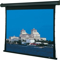 Draper - 101774L - Draper Premier Electric Projection Screen - 110 - 16:9 - Wall Mount, Ceiling Mount - 54 x 96 - Grey XH600V