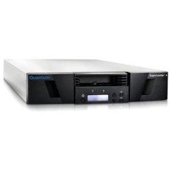 Quantum - EC-L2KAA-YF-B - Quantum SuperLoader 3 EC-L2KAA-YF-B Tape Autoloader - 1 x Drive/16 x Slot - LTO-4 - (Compressed)120 MB/s (Native) / 240 MB/s (Compressed) - SCSI - 2U - Rack-mountableRack-mountable
