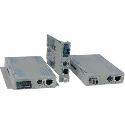 Omnitron - 8923N-1-AW - Omnitron Systems iConverter 8923N-1-AW Gigabit Ethernet Media Converter - 1 x RJ-45 Network, 1 x SC Duplex Network - 10/100/1000Base-T, 1000Base-X - External
