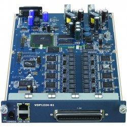 ZyXel - VOP1224-61 - ZyXEL VOP1224-61 Line Card - 2 x 10/100Base-TX Uplink100