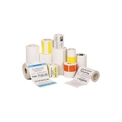 "Zebra Technologies - 10010058 - Zebra Z-Perform Direct Thermal Print Receipt Paper - 4"" x 574 ft - 6 / Carton - White"
