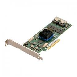 Atto Technology - ESAS-R608-C00 - ATTO ExpressSAS R608 8-port SAS RAID Controller - Serial ATA/600 - PCI Express 2.0 x8 - Plug-in Card - RAID Supported - 0, 1, 4, 5, 6, 10, 50, JBOD, 60, 40, DVRAID RAID Level - 2 Total SAS Port(s) - 2 SAS Port(s) Internal