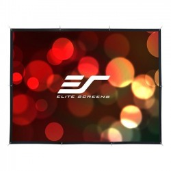 Elite Screens - DIY160H1 - Elite Screens DIY Pro DIY160H1 Projection Screen - 160 - 16:9 - Surface Mount, Wall Mount - 78.4 x 139.4